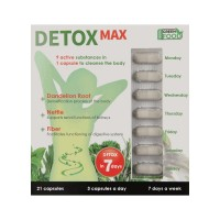 Noble Health Detox Max 7 Days Formula