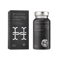 Halier Hairvity Men Hair Vitamins 60 Capsules