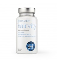 Halier Hairvity Woman Hair Vitamins 60 Capsules