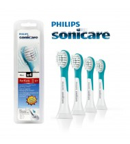 4 x Philips Sonicare for Kids Mini Electric Toothbrush Heads