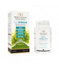 Noble Health Duo Spirulin 120 Tablets