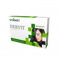 Vitadiet Dervit Skin Hair Nail Vitamins