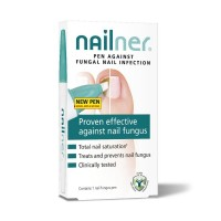 Nailner 2 in 1 Anti Fungal Nail Treatment Pen