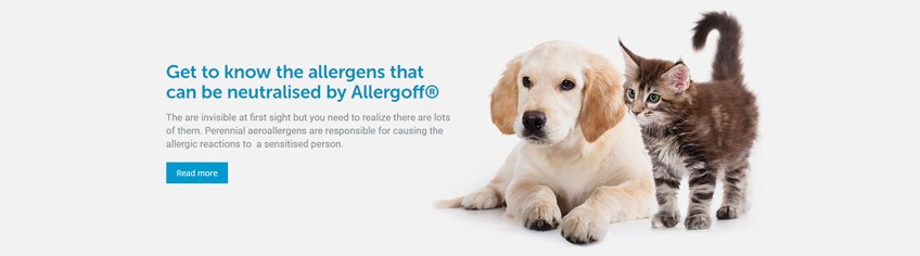 Allergoff Anti Allergy Spray
