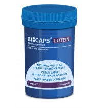 Bicaps Lutein & Zeaxanthin Dietary Food Supplement 60 Capsules