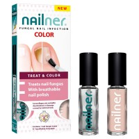 Nailner Treat & Colour Fungal Nail Infection Treatment