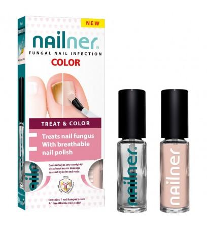 Nailner Treat & Colour Fungal Nail Infection Treatment - Naturima ...