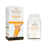 Noble Health Get Slim Cellulite Weight Loss Slimming Tablets