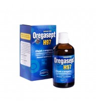 Oregasept H97 Pure Oregano Oil [10-100ml]